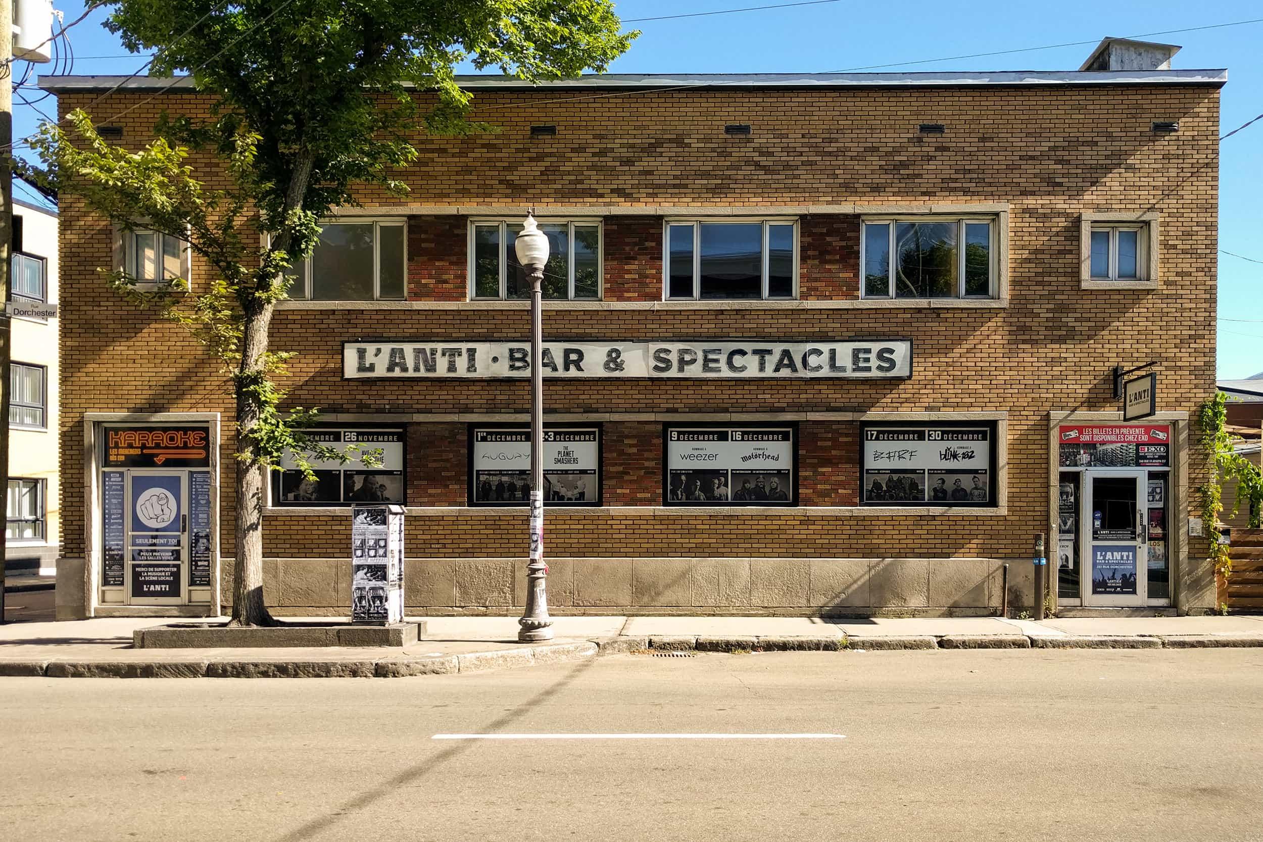 Calendrier City.L Anti Bar Spectacles Bar Et Spectacles Au Centre Ville